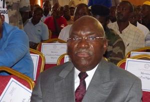 Zacharie Myboto, président de l'Union nationale @ Gabonactu.com