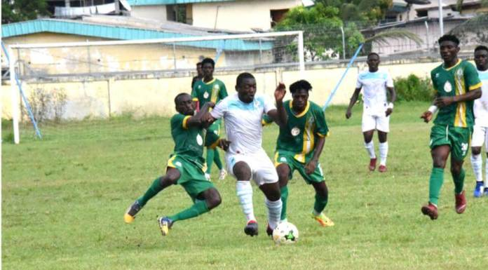 Gabon Gabonmediatime National Foot Gabon