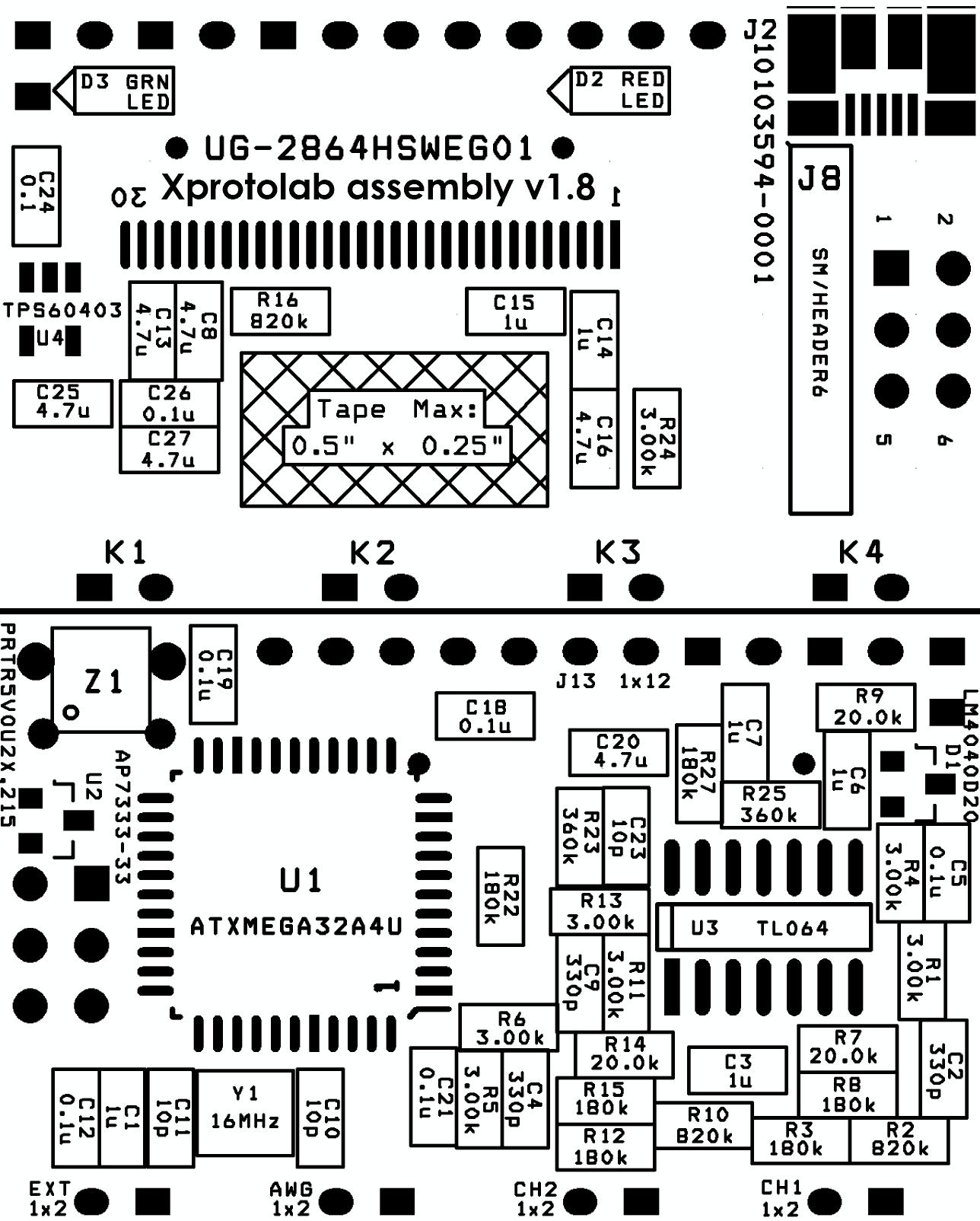 Xprotolab Assembly