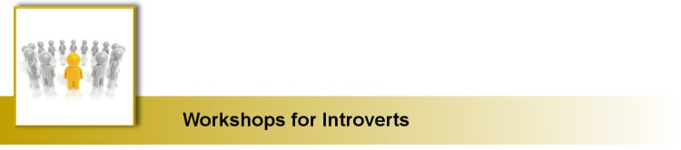 workshops introverts