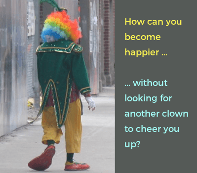 Meeting with yourself: Day 11 (happier)