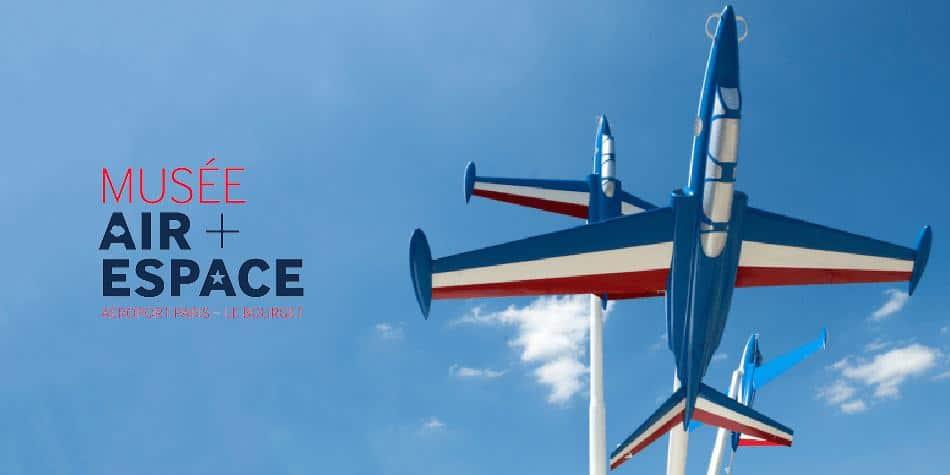 visite virtuelle du musée de l'Air et de l'Espace