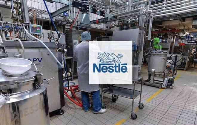 Nestle Headquarter virtual tour