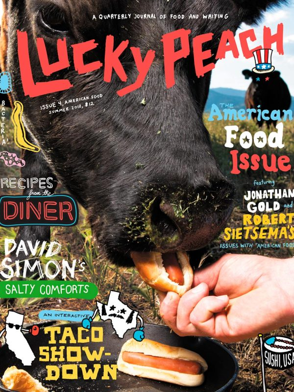 Belcampo Cows for Lucky Peach
