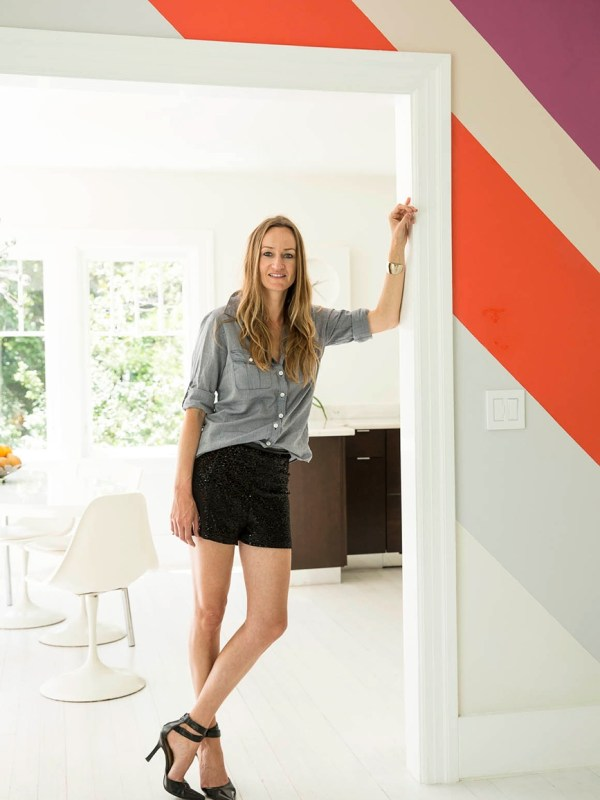 Author of Zero Waste Home, Bea Johnson, for The Sunday Times Home.