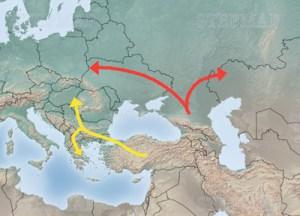 Indoeuropäisierung Renfrew vs. Gimbutas