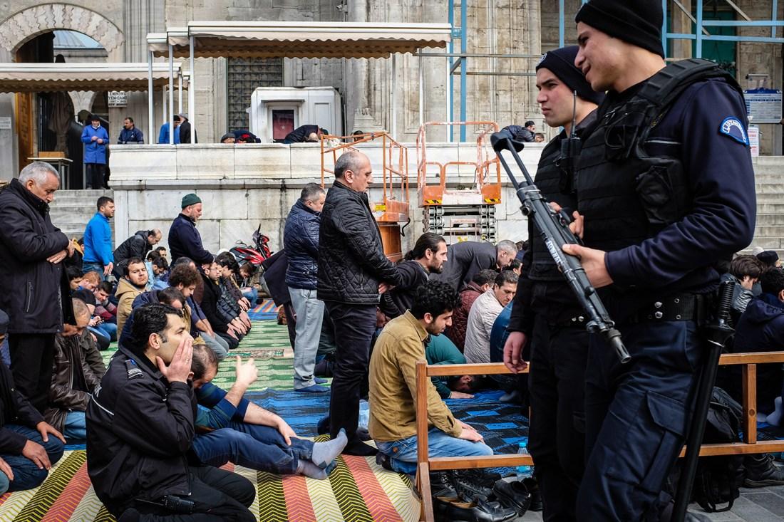 Istanbul Turquie Gabriel Loisy photojournalisme reportage Épinal Vosges