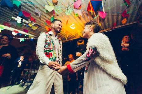 Casamento Átila e Evelyn