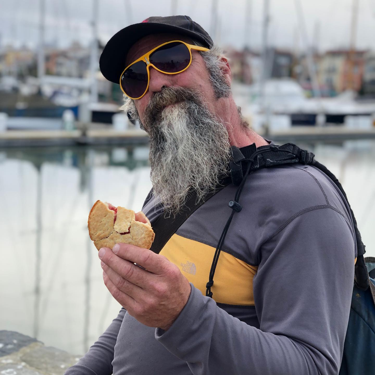 2021 Rolex Big Boat series day 3 on Stewball. Slamon got a cherry pie, great start to the day :)