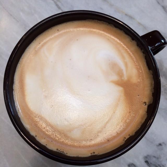 Coffee w/ John :)