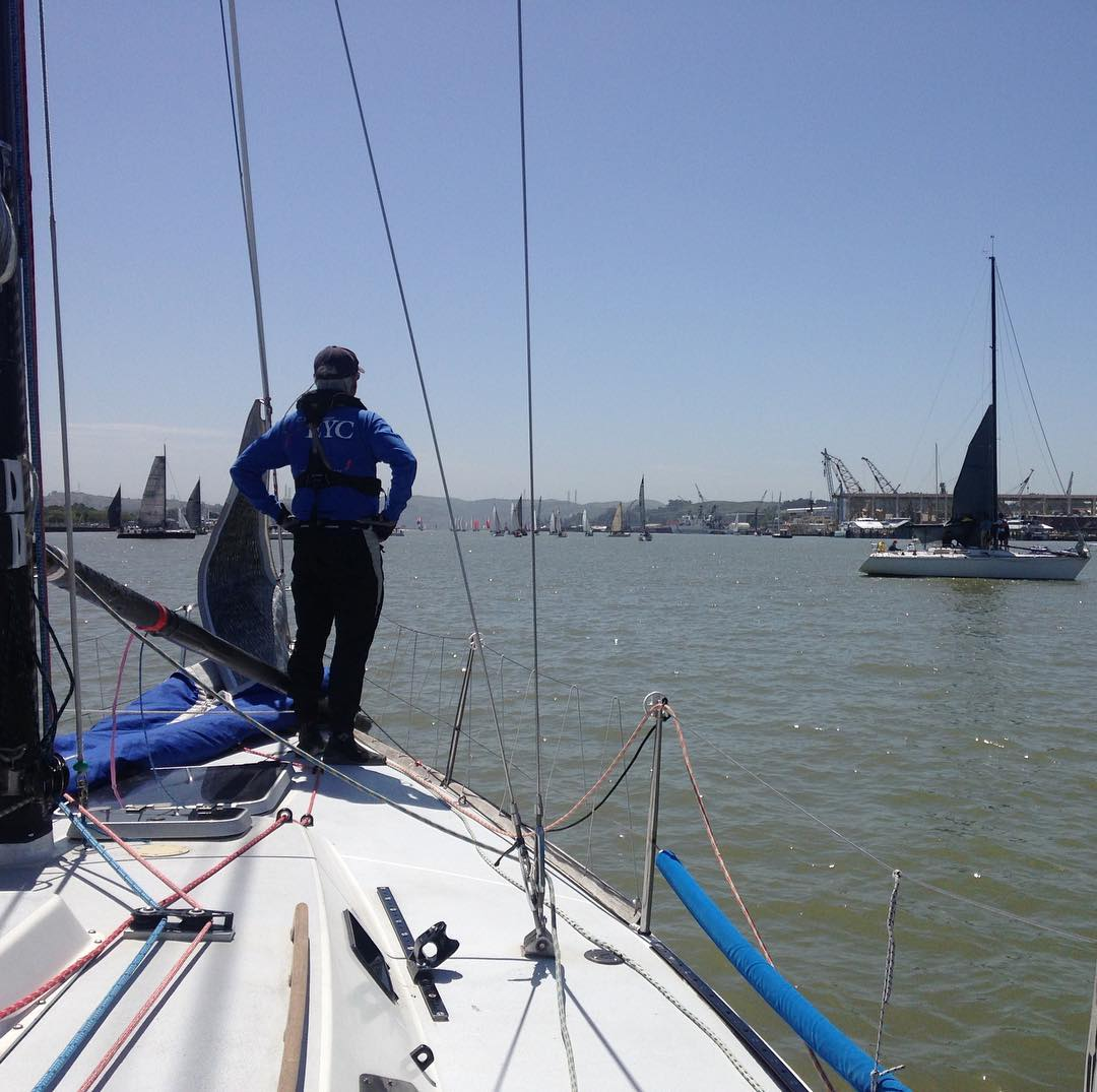 Day 2 Gray Vallejo race on Stewball