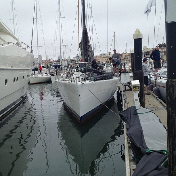 Day 2 of Swiftsure