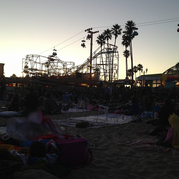 Free movie night at the Boardwalk!