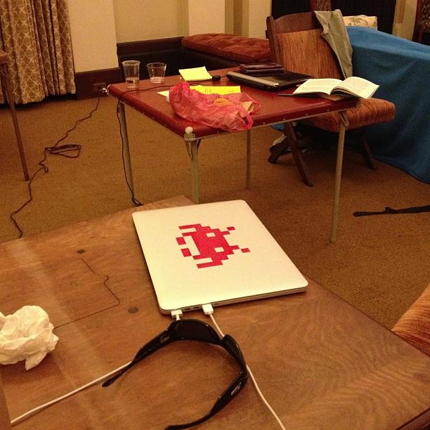 Hackathon in progress :)