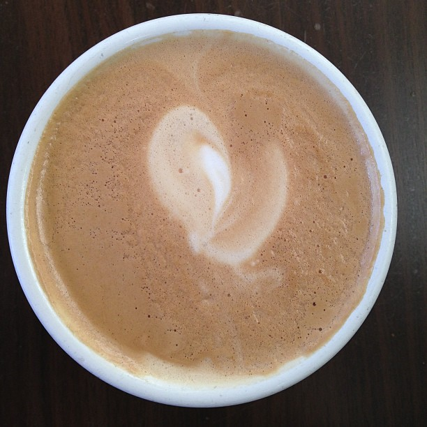 Happy Friday latte