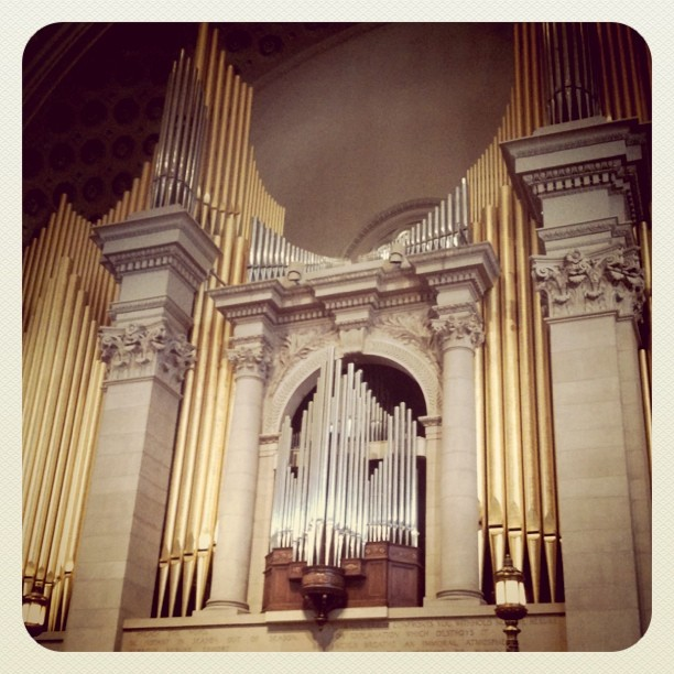 Mother Church Organ