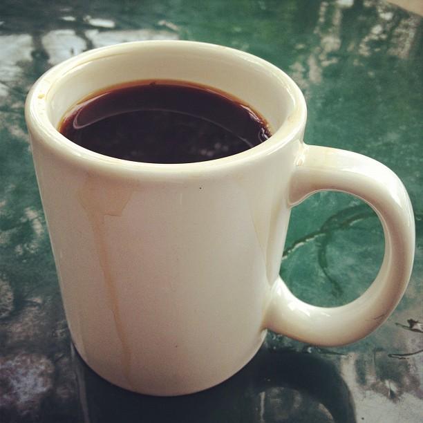 Not a latte
