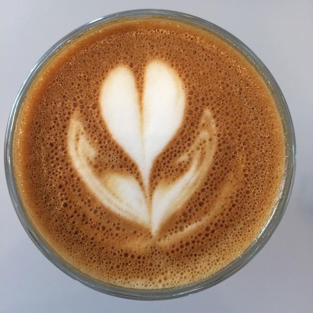 Oh so good @moderncoffee