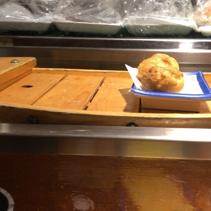 Seven bells for Takara Sushi on College. Their lease just got raised again and they're closing their doors after 12 years  this Thurs, Oct 31. Get your boat sushi before it's gone forever. ️