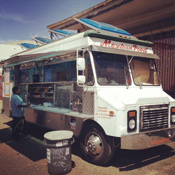 Taco truck Tuesday :)