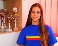 Patinaj Laura Chinches 19 ani