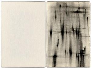 Gabriel Truan st 6 diptico tinta sobre tela (2x) 30 x 20 cm 2002