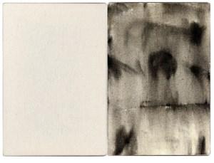 Gabriel Truan st 1 diptico tinta sobre tela (2x) 30 x 20 cm 2002