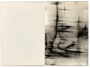 Gabriel Truan st 4 diptico tinta sobre tela (2x) 30 x 20 cm 2002