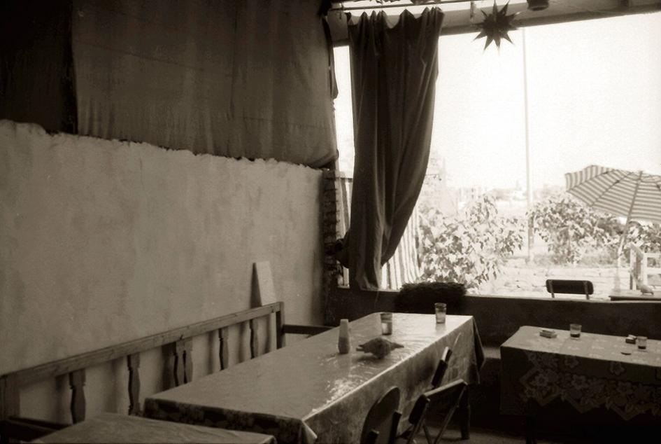 Gabriel Truan el viaje de un 30x20 cm restaurante Egipto 1992