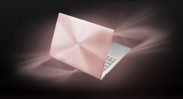 Asus ZenBook Rose Gold - poza 2