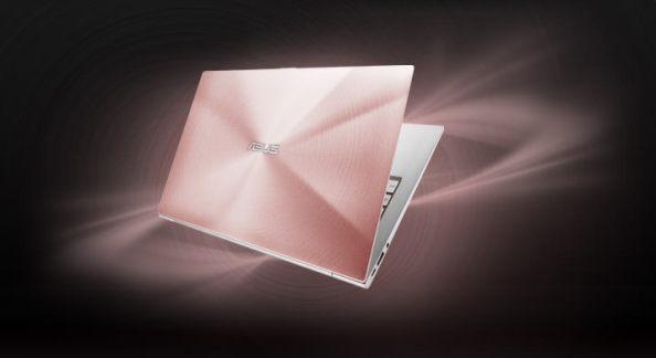 Asus ZenBook Rose Gold - poza 5