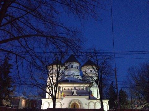 Biserica Sfantul Vasile din Galati