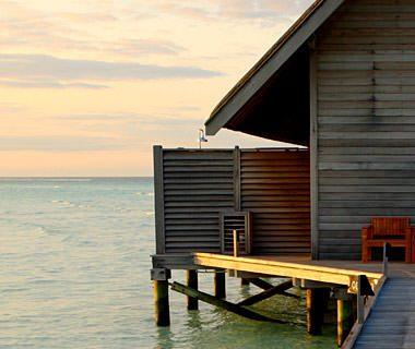 Cocoa Island, Maldive