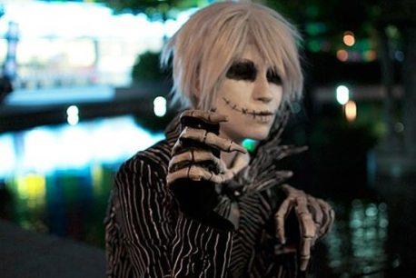 Costum Halloween Jack