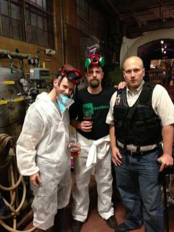 Costume Mith Buster de Halloween