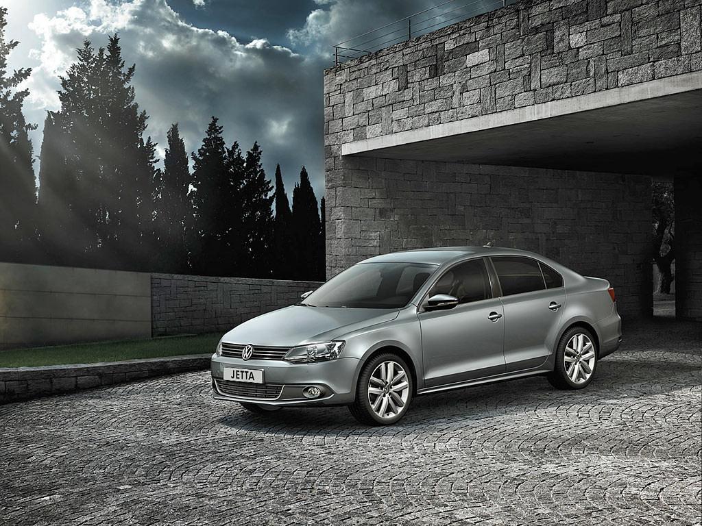 VW Jetta wallpaper 1