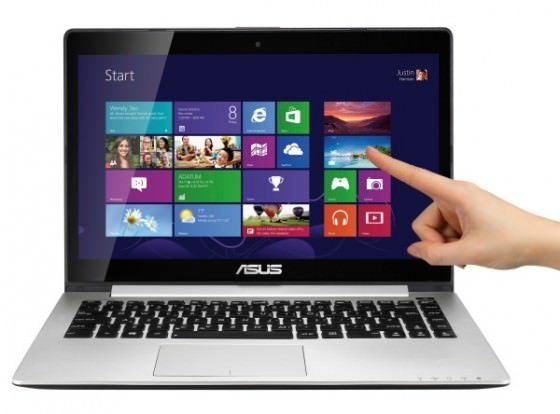 Asus VivoBook touch screen