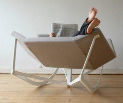 Concept de scaun pentru două persoane 10