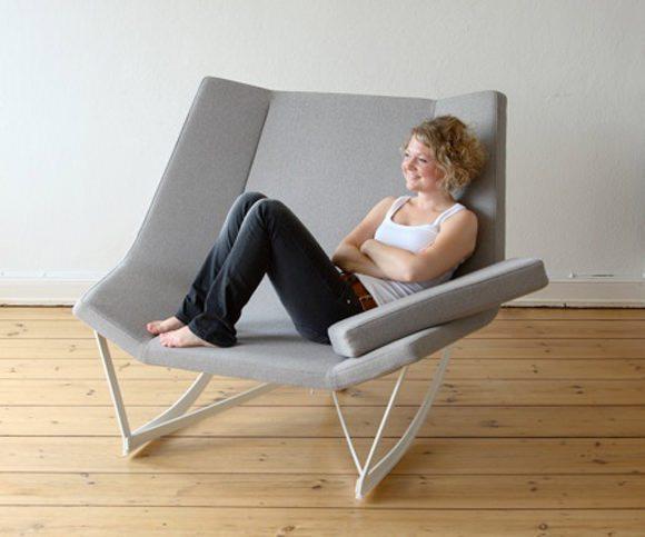 Concept de scaun pentru două persoane 12