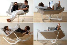 Concept de scaun pentru două persoane 3