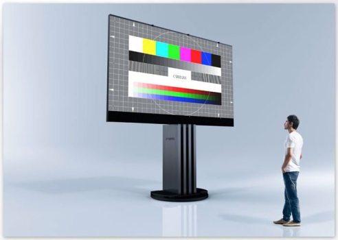 Televizor foarte mare 3