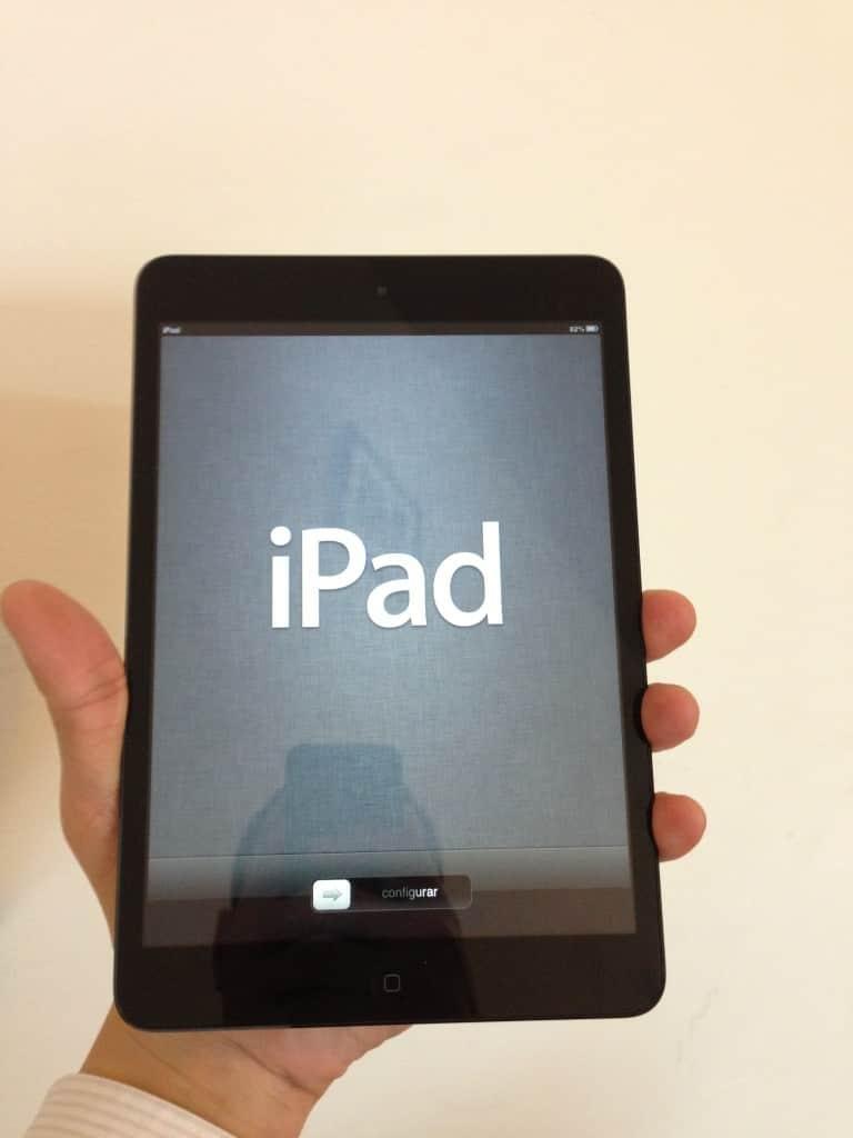 Model iPad mini 2