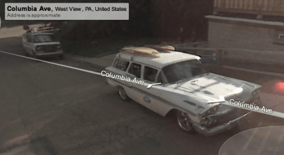 Google Street View 8