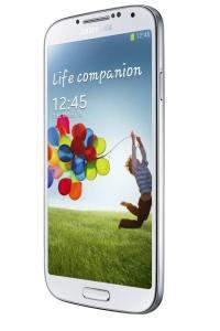 Poza oficiala Samsung Galaxy S4 alb