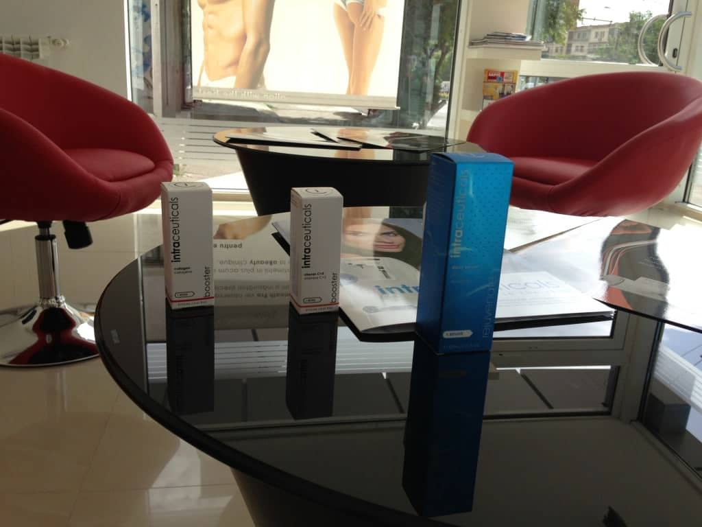 Open Day Intraceuticals aBeauty clinique Galati 4