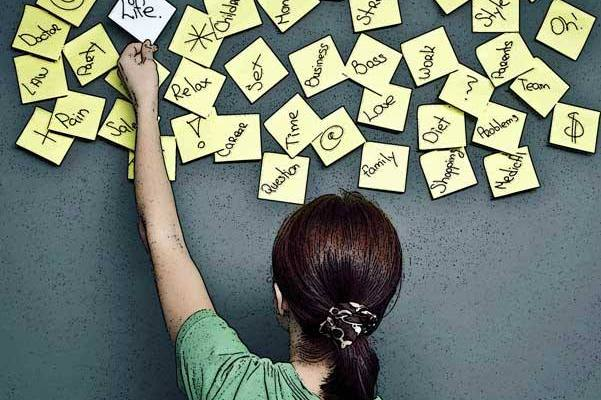Voi scrieți pe blog după un plan?
