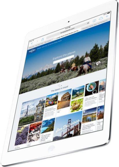 iPad Air poza 4
