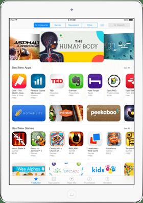 iPad Air poza 5