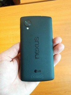 Nexus 5 spate