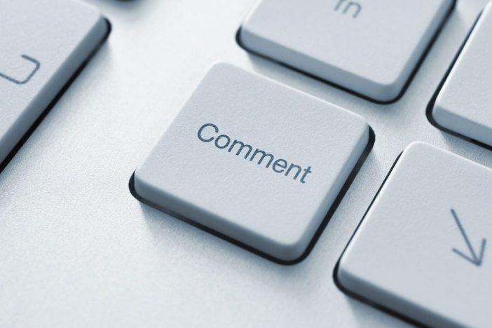 De ce nu am comentarii pe blog